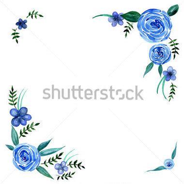 cornici colorate da stare gratis blue flower clipart 60 flower 2523833