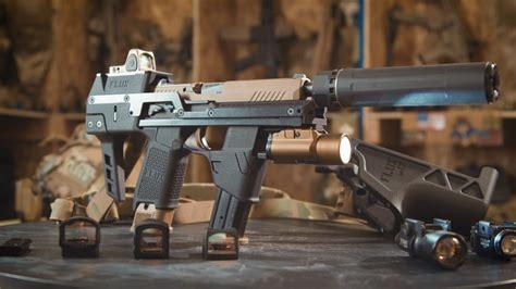flux defense unveil mp pdw adaptor system  firearm blog