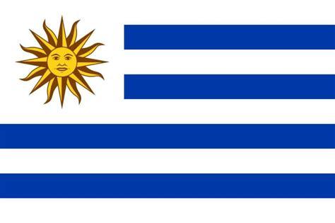 bandera de uruguay significado historia  imagenes banderadeinfo