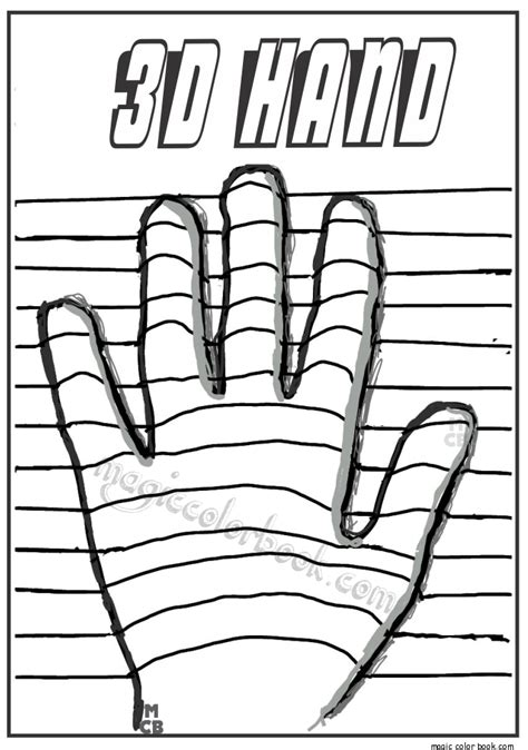 3d Coloring Pages Printable Free Coloring Pages Of 3d
