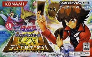 Yu Gi Oh Gx Duel Academy Box Shot For Game Boy Advance