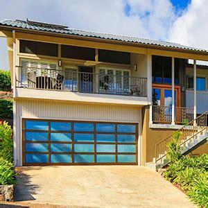 garage doors hawaii raynor hawaii steel garage doors