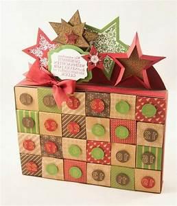 Ausgefallene Geburtstagskarten Selber Basteln : adventskalender selber gestalten kreative bastelideen f r weihnachten ~ Frokenaadalensverden.com Haus und Dekorationen