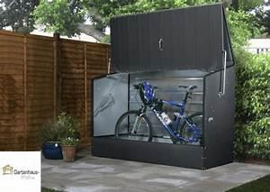 Gartenhaus Metall Anthrazit : tepro metall fahrradbox anthrazit ~ Eleganceandgraceweddings.com Haus und Dekorationen