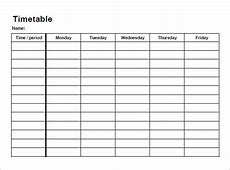 10 Monthly Calendar Templates – Free Samples , Examples