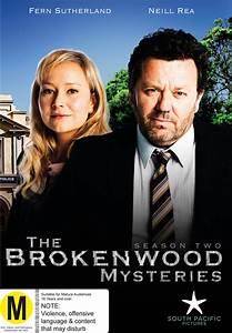 The Brokenwood Mysteries Season 2 DVD In Stock Buy