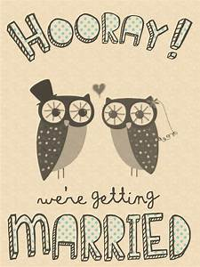 Quirky owl wedding invitation printables for Etsy owl wedding invitations