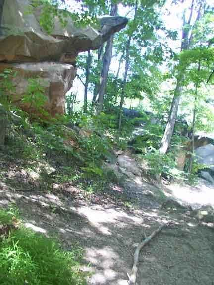 cascade  elywood park elyria ohio hiking trail pictures