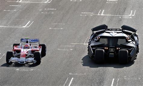 Dark Knight At Silverstone