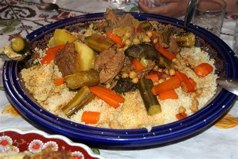 cuisine marocaine couscous couscous algerian connection