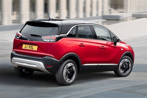Vauxhall Crossland SUV pricing announced   Parkers