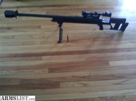 Cheap 50 Bmg by Armslist For Sale Trade Ar50 Armalite 50 Cal Bmg