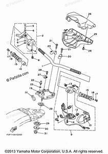 Yamaha Waverunner 2009 Oem Parts Diagram For Steering  1