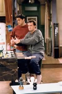Joey Tribbiani Chandler Bing &