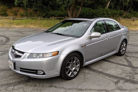 2008 acura tl type s 6 speed for sale on bat auctions