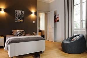 Deco Maison Interieur : chambre decoration interieur propriete mont d or ~ Zukunftsfamilie.com Idées de Décoration