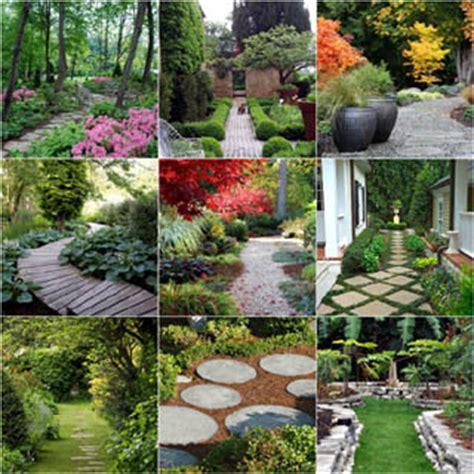 beautiful diy garden path ideas  piece  rainbow