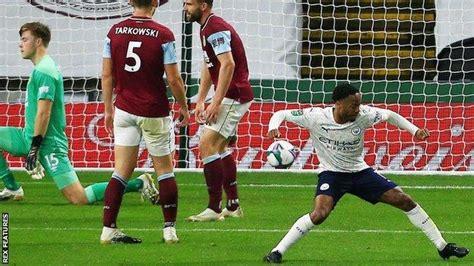 Burnley 0-3 Manchester City: Raheem Sterling scores twice ...