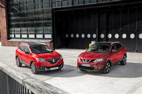 Nouveau Renault Kadjar 2015 Vs Nissan Qashqai Premier