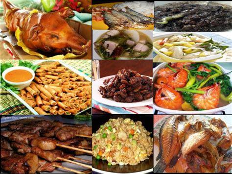 cuisine philippine habits hospitality the philippine cuisine