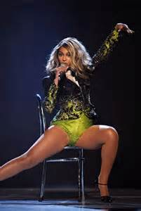 Beautiful Beyonce Thighs