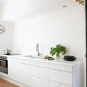 Ikea Cuisine Blanche : cuisine blanche en longueur cuisine en longueur ikea cuisine ikea adu en 2019 cuisine ikea ~ Melissatoandfro.com Idées de Décoration