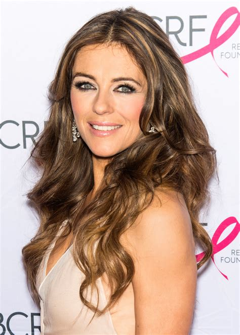elizabeth hurley turns  today instylecom