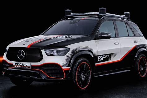 Mercedes Esf 2019 by Xe Thử Nghiệm An To 224 N Mercedes Esf C 243 Thể Giao Tiếp