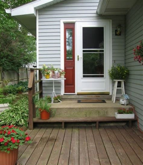 Front Deck Ideas For Small Houses