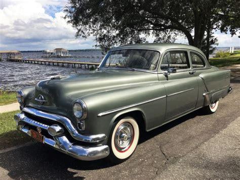 Buick Pontiac by Beautiful 1953 Oldsmobile 88 2 Door 1951 1952 1954