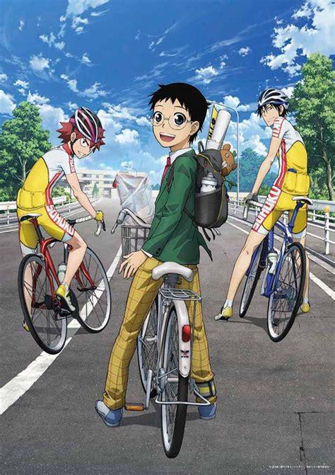 crunchyroll additional yowamushi pedal anime cast listed