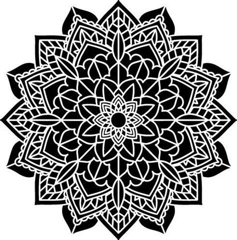 Download 3d sunflower mandala layered paper art svg dxf cricut laser (779826) today! Free SVG Files | SVG, PNG, DXF, EPS | Mandala Design