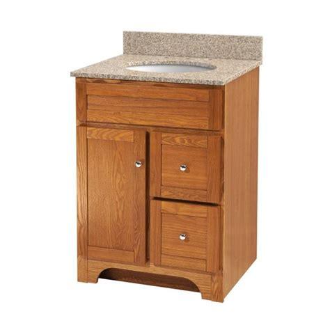 oak bathroom vanity cabinets worthington 24 inch oak bathroom vanity burroughs