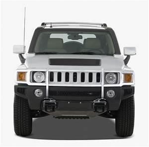 2007 Hummer H3 Front