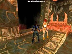 Tomb Raider Level Editor cutscene tomb raider 1 atlantis ...