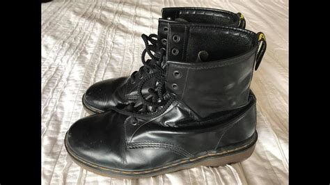 Dr Martens Madein Thailand dr martens 1460 vintage made in uk 20 year boots