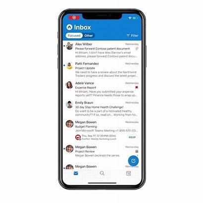 Outlook Mobile Microsoft App Voice Cortana Commands