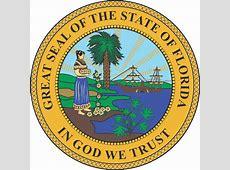 Florida state vector logo