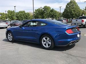 Pre-Owned 2018 Ford Mustang EcoBoost 2dr Car in Sandy #R3901B 1FA6P8TH3J5184771 | Larry H ...