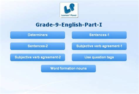 english grade  cbse grammar interactive quizzes  kids