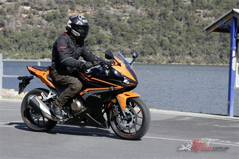 2016 Honda Cbr500r Review