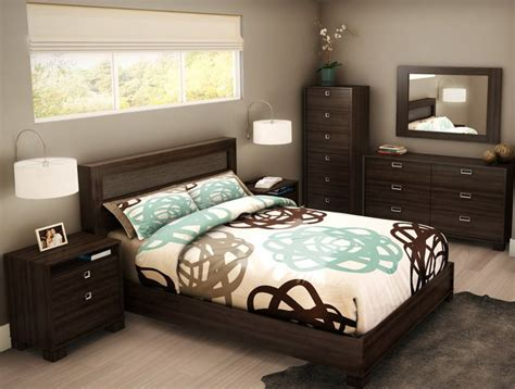 Gorgeous Brown Bedroom Ideas