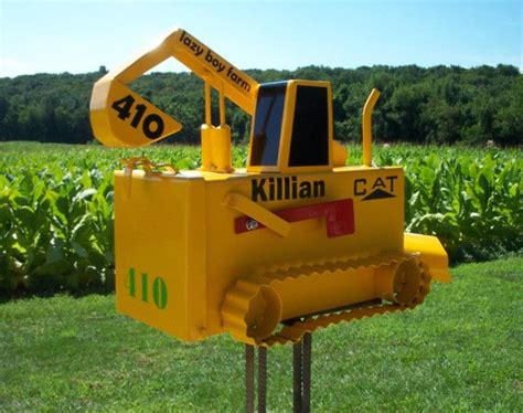tractor mailbox plans woodworking projects plans