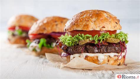 Www Casa It Ricette by Ricetta Hamburger Fatto In Casa Consigli E Ingredienti