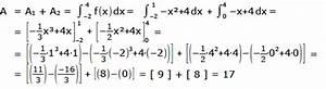 Integral Fläche Berechnen : integral fl chenberechnung integrale fl cheninhalt ~ Themetempest.com Abrechnung
