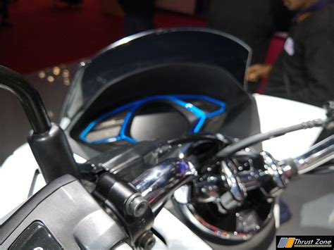 Pcx 2018 Electric by Honda Pcx Electric Scooter Revealed At Auto Expo 2018