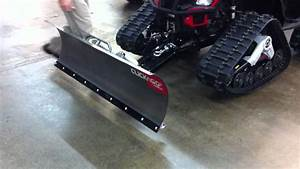 Pelle A Neige : click n go 2 snow plow pelle neige kimpex youtube ~ Melissatoandfro.com Idées de Décoration