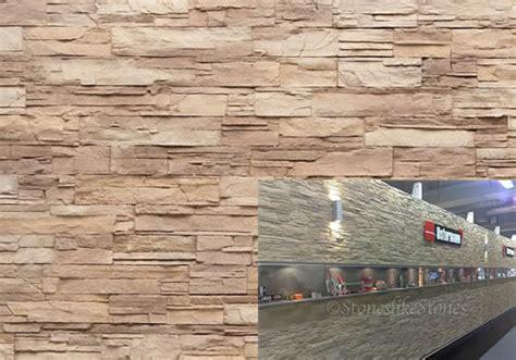 wandverkleidung kunststoff wandpaneele in moderner steinoptik kunststeinpaneele lascas terrosa