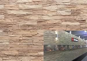 Wandverkleidung Stein Innen : kunststoff wandpaneele wandverkleidung stein schieferoptik gfk paneele lascas terrosa ~ Orissabook.com Haus und Dekorationen