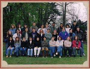 franois d assise lycee photo de classe bep1 accr de 1991 lyc 233 e professionnel francois d assise copains d avant
